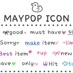 no.05 MAYPOP ICON 20